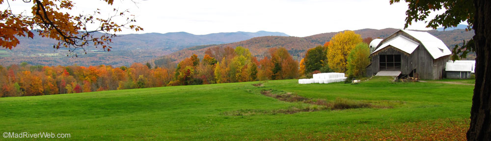 Fayston VT